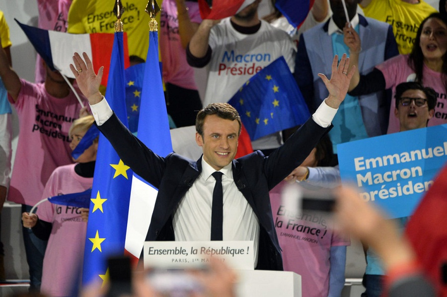 Wikileaks Posts Over 21 000 Emails Linked To French President Emmanuel Macron S Campaign Setoghar English